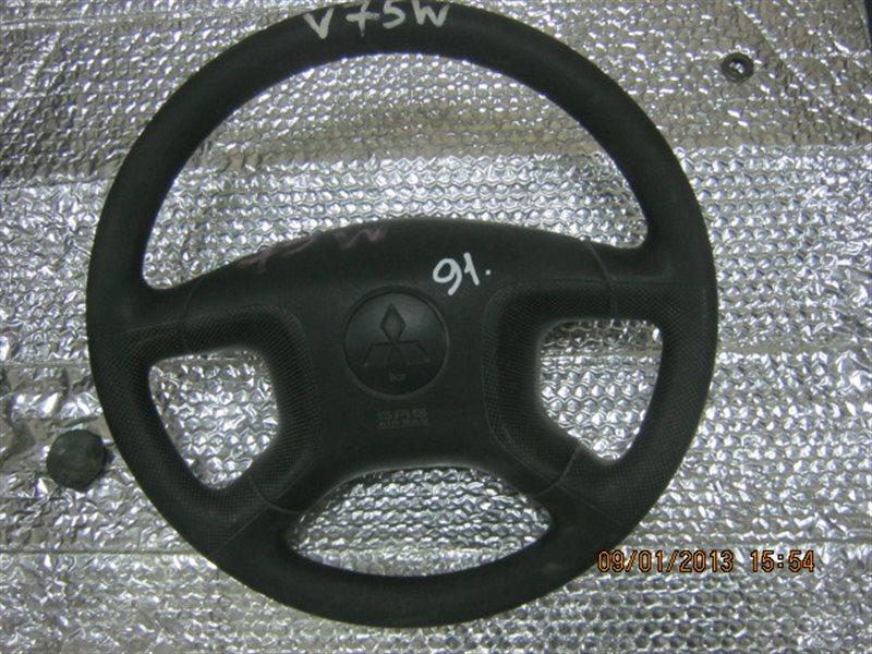 Руль с airbag Mitsubishi Pajero V75W ст.219000091