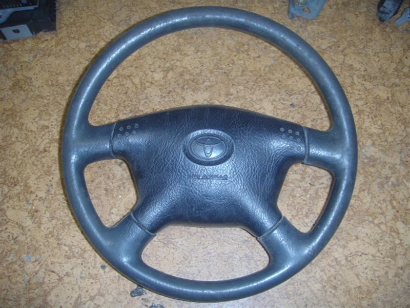 Руль с airbag Toyota Hilux RZN152 ст.219000455