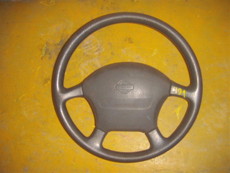 Руль с airbag Nissan Mistral R20 ст.219000491