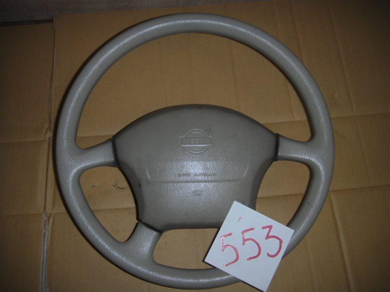 Руль с airbag Nissan Pulsar FN14 ст.219000553