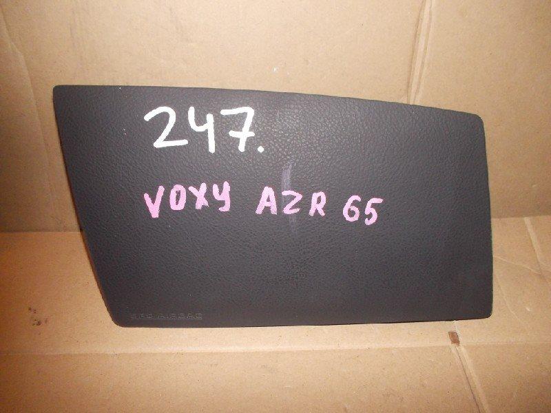 Airbag пассажирский Toyota Noah AZR60 ст.221000247