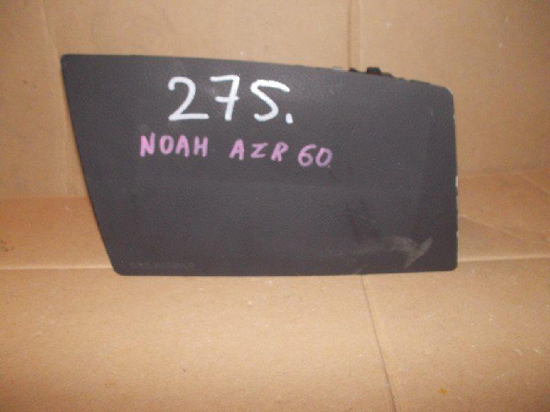 Airbag пассажирский Toyota Noah AZR60 ст.221000275