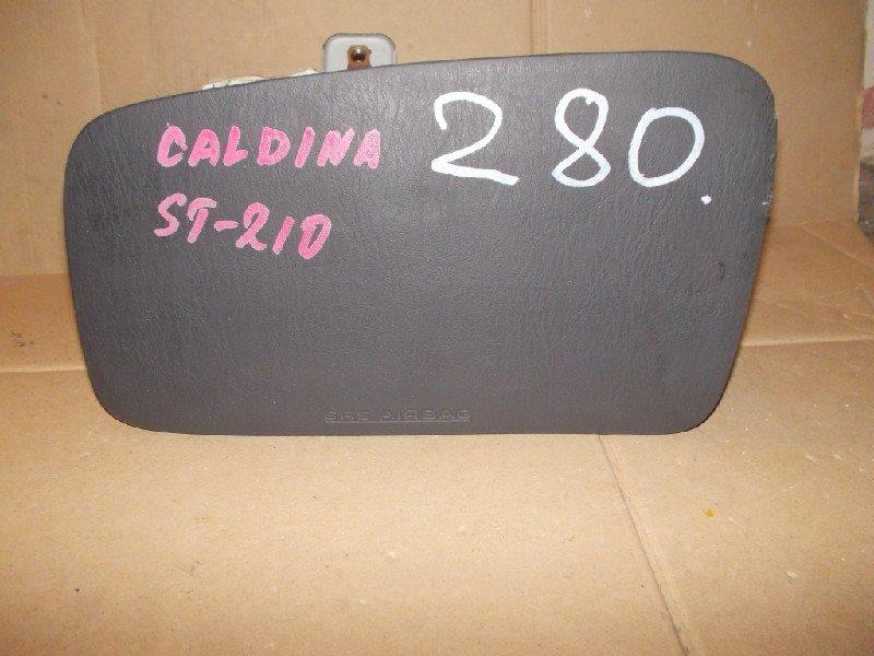 Airbag пассажирский Toyota Caldina ST210 ст.221000280