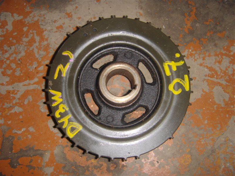 Шкив Mazda Demio DY3W ZJ ст.223000027
