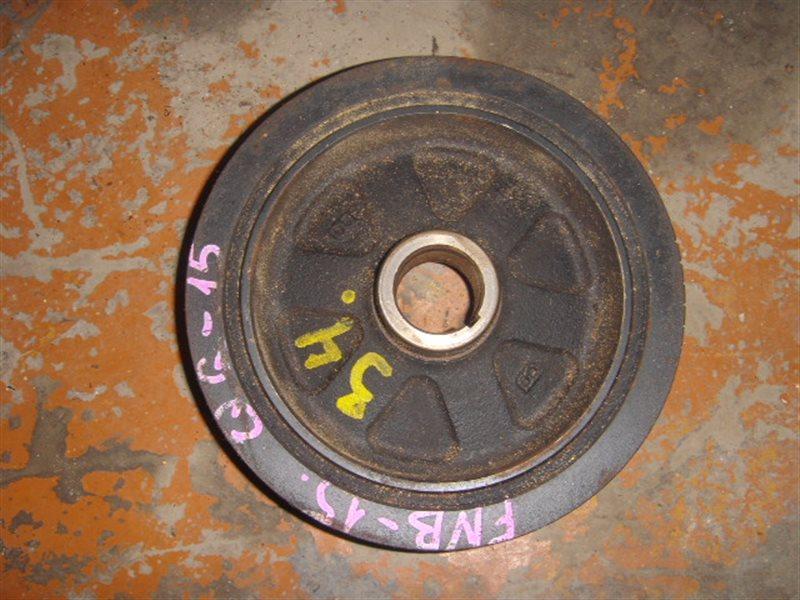 Шкив Nissan Sunny FNB15 QG15DE ст.223000034