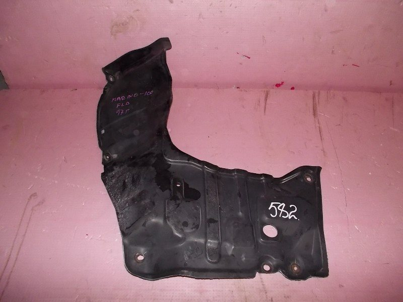 Защита двигателя Toyota Marino AE100 5A-FE левая ст.227000582