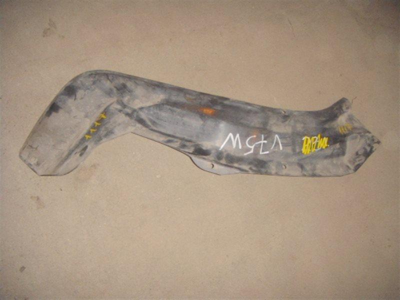 Защита двигателя Mitsubishi Pajero V75W ст.227001117