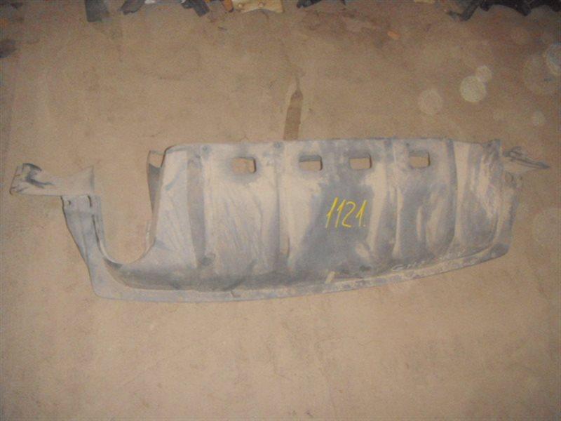 Защита двигателя Honda Hr-V GH2 задняя ст.227001121