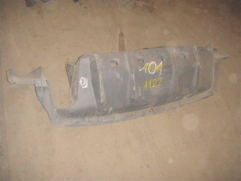 Защита двигателя Honda Hr-V GH2 задняя ст.227001122