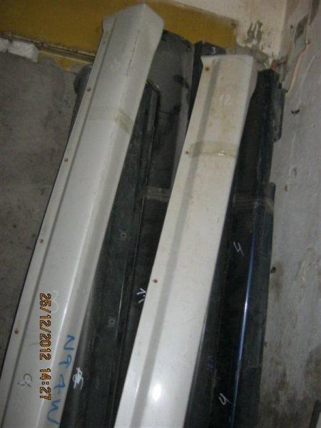 Порог Mitsubishi Chariot Grandis N94W левый ст.233000012