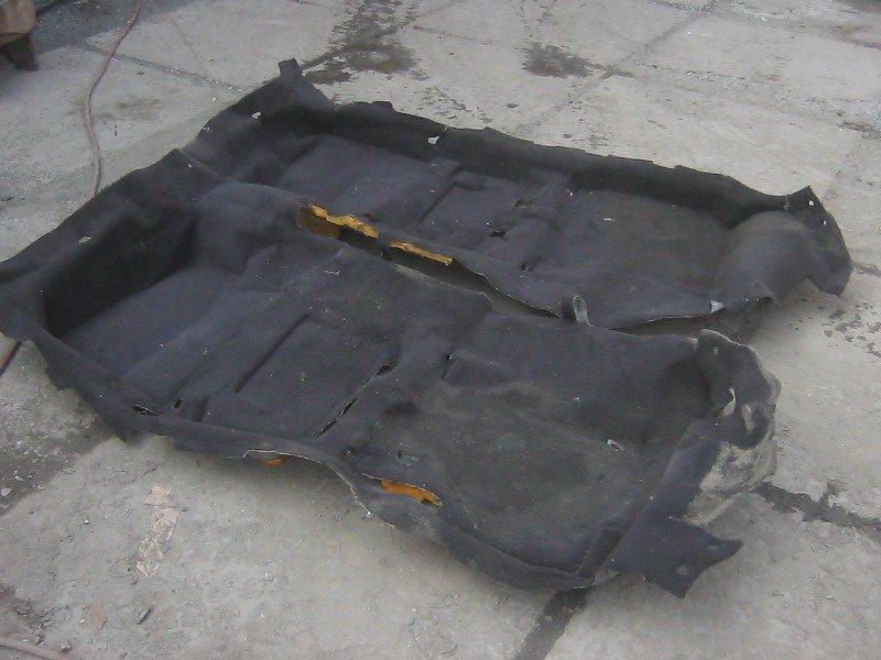 Ковер пола Subaru Legacy BP5 2005 ст.234000003