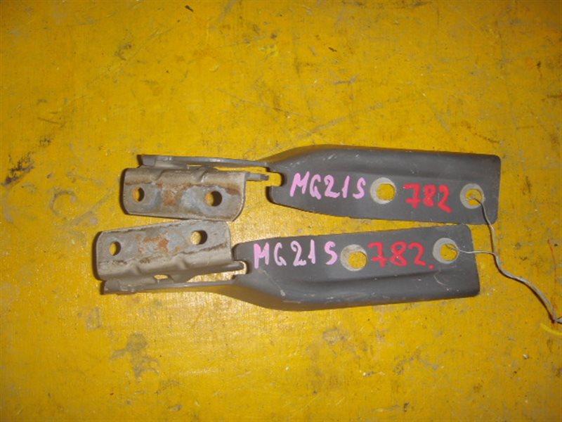 Петля капота Suzuki Aerio MG21S передняя ст.241000782