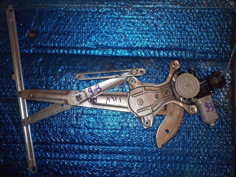 Стеклоподъемник Daihatsu Yrv M201G задний правый ст.245000093