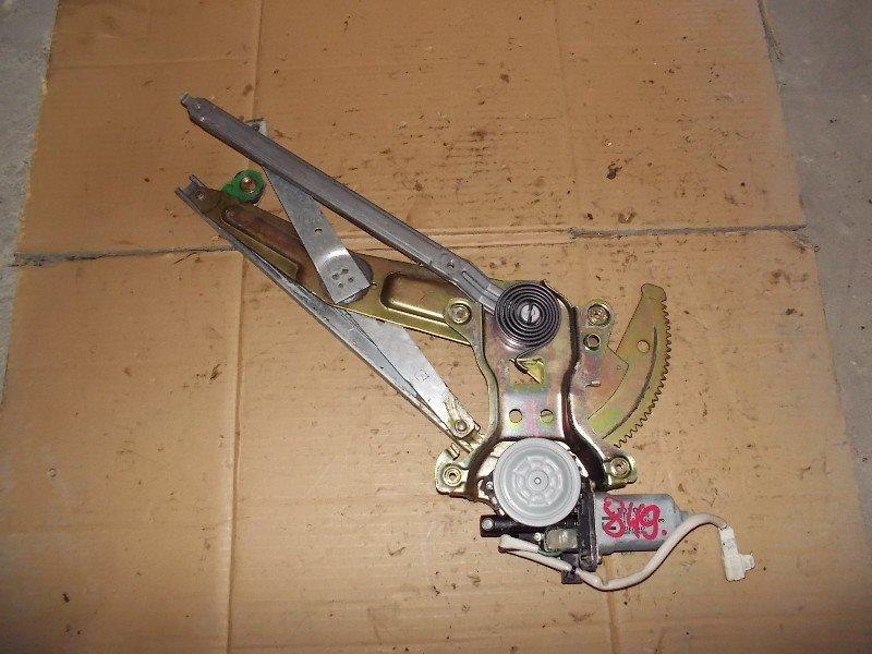 Стеклоподъемник Toyota Mark Ii Qualis SXV20 передний левый ст.245000849