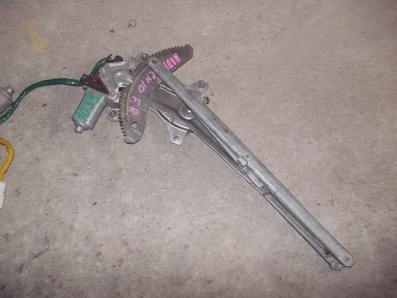 Стеклоподъемник Toyota Nadia ACN10 03 передний правый ст.245001035