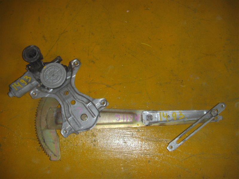 Стеклоподъемник Daihatsu Yrv M201G передний левый ст.245001493