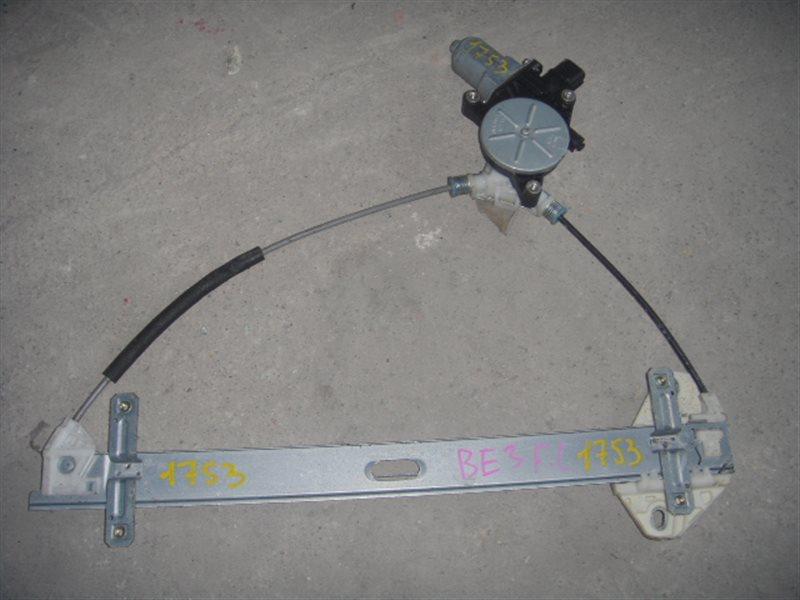 Стеклоподъемник Honda Edix BE1 передний левый ст.245001753