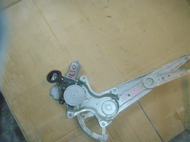 Стеклоподъемник Toyota Aqua NHP10 передний правый ст.245001830
