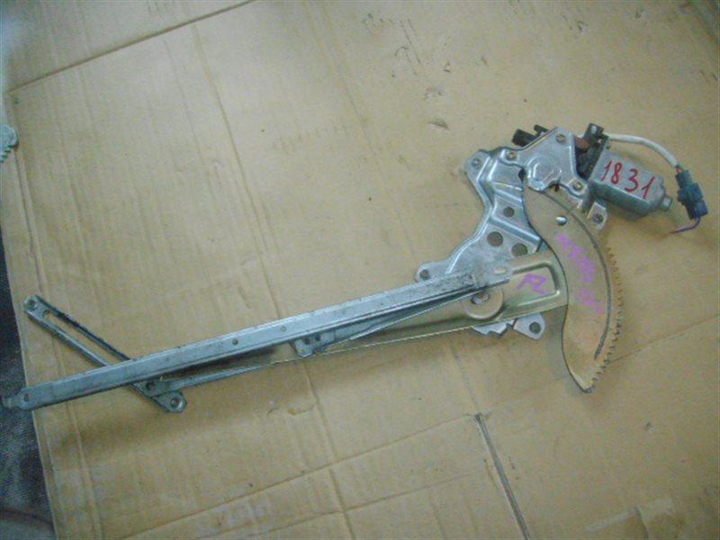 Стеклоподъемник Daihatsu Terios J100G передний левый ст.245001831