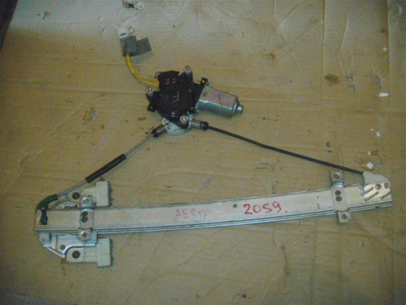 Стеклоподъемник Suzuki Aerio RD51S передний правый ст.245002059
