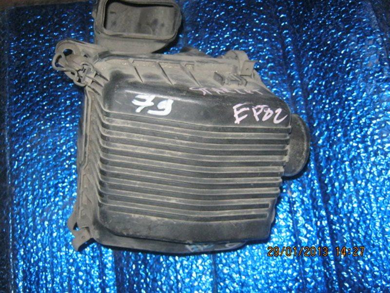 Корпус воздушного фильтра Toyota Starlet EP82 4E-FE ст.246000079