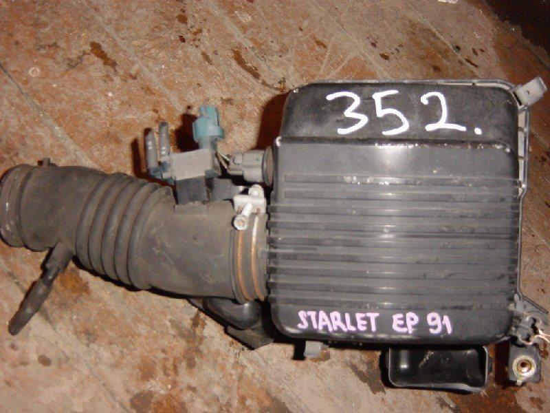 Корпус воздушного фильтра Toyota Starlet EP91 4E-FE ст.246000352