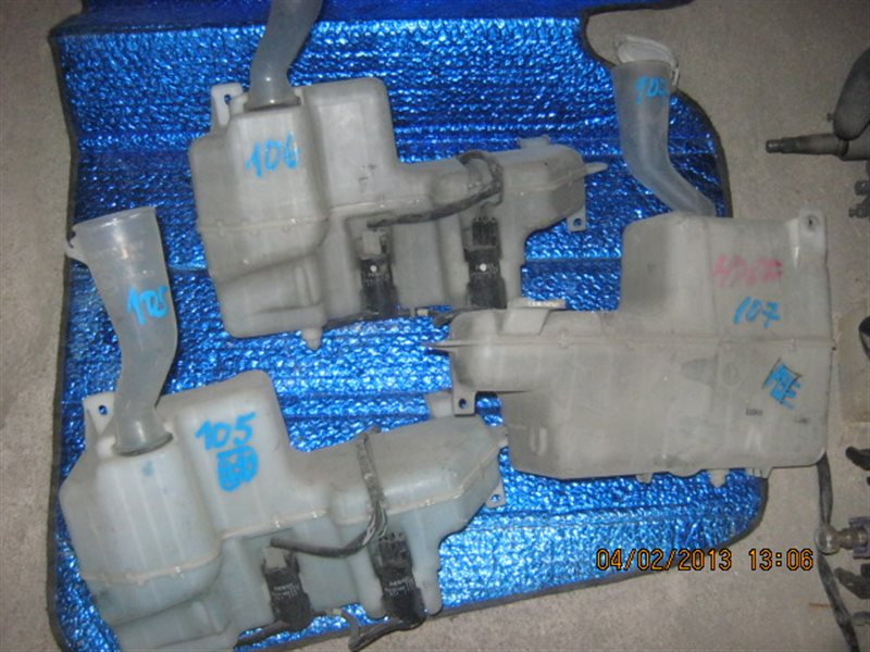 Бачок стеклоомывателя Mitsubishi Pajero Io H76W ст.247000106