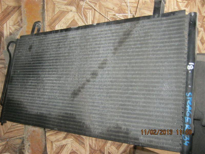 Радиатор кондиционера Nissan Stagea WGC34 ст.250000018