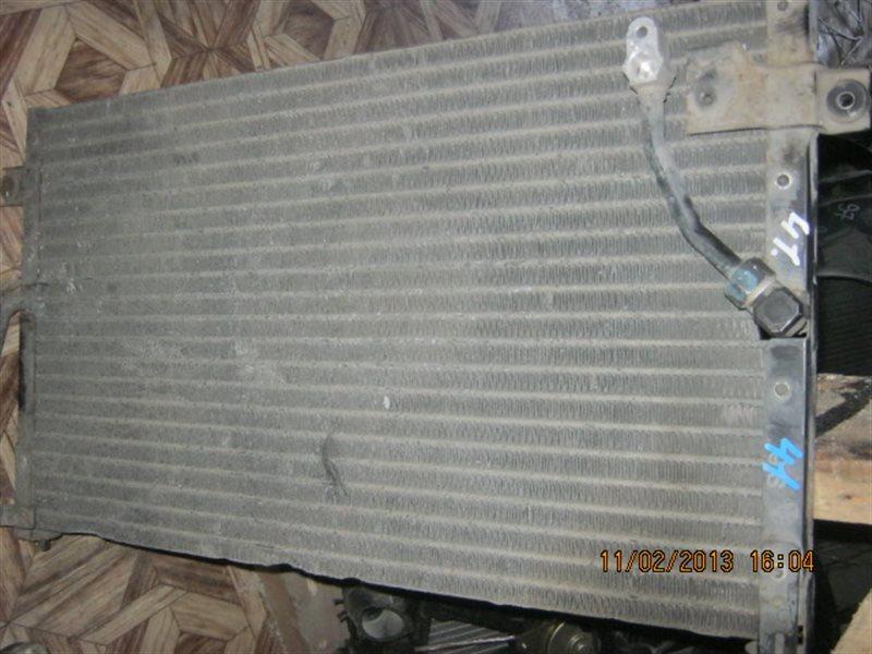 Радиатор кондиционера Mitsubishi Pajero Evolution V55W 6G74 ст.250000041