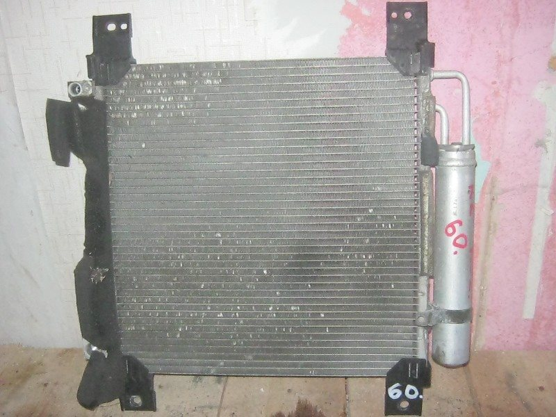 Радиатор кондиционера Subaru R2 RC2 EN07 ст.250000060