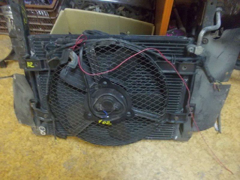 Радиатор кондиционера Suzuki X-90 LB11S G16A ст.250000102