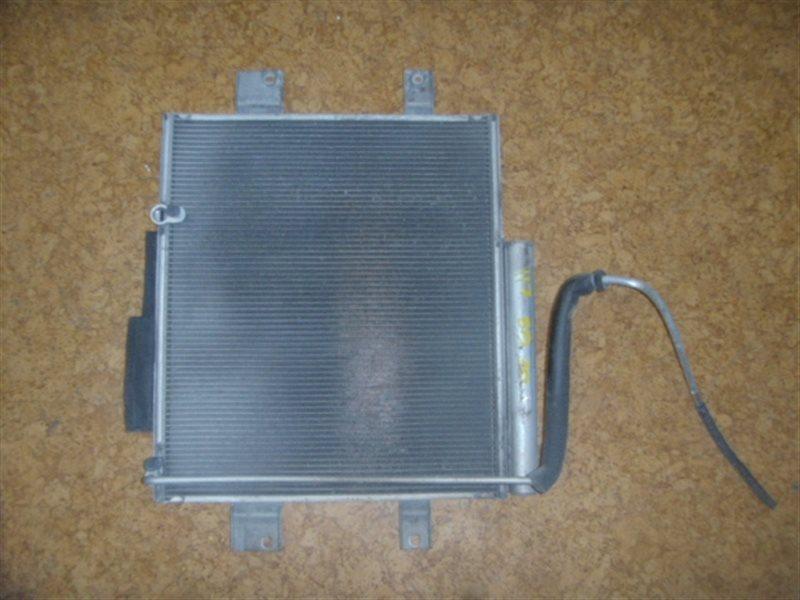 Радиатор кондиционера Toyota Bb QNC20 ст.250000117