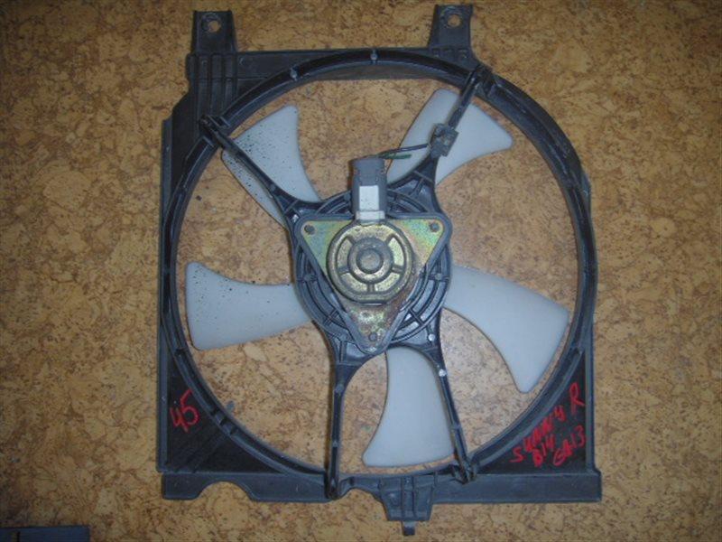 Диффузор радиатора Nissan Sunny B14 GA13 правый ст.251000045