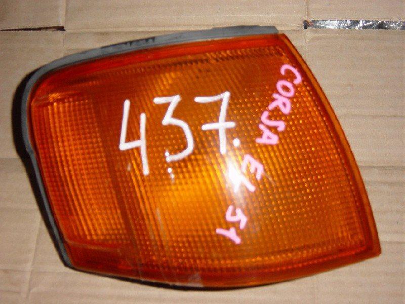 Габарит Toyota Corsa EL51 правый ст.253000437