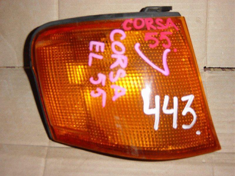Габарит Toyota Corsa EL51 правый ст.253000443