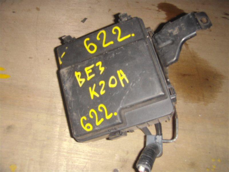 Блок предохранителей Honda Edix BE3 K20A ст.255000622
