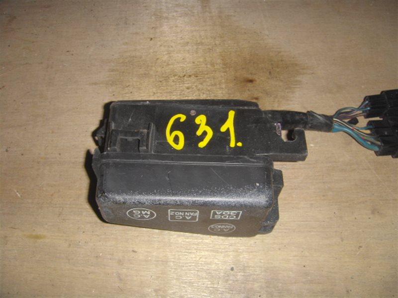 Блок предохранителей Toyota Corolla AE95 4A-FE ст.255000631