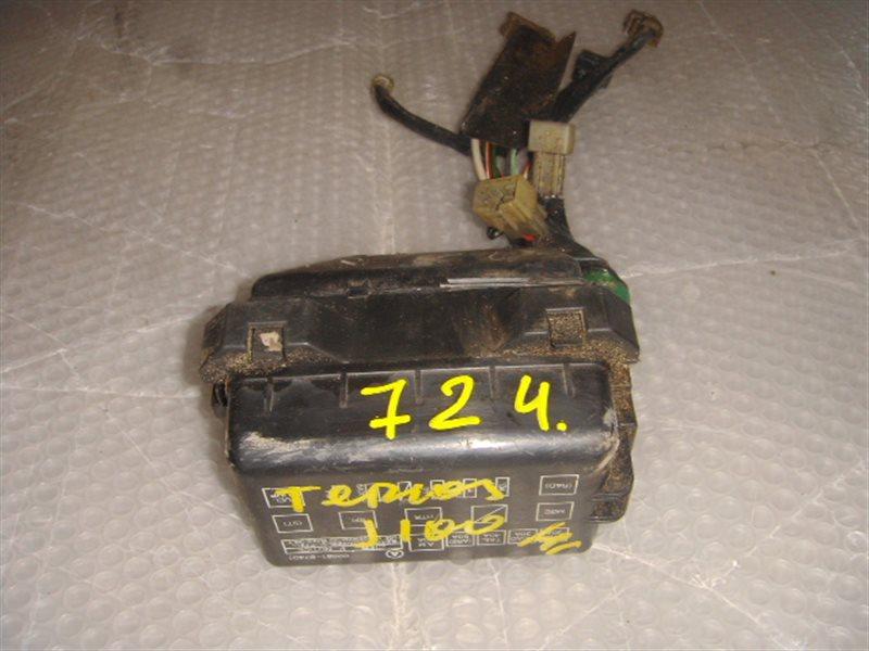 Блок предохранителей Daihatsu Terios J100G HC ст.255000724
