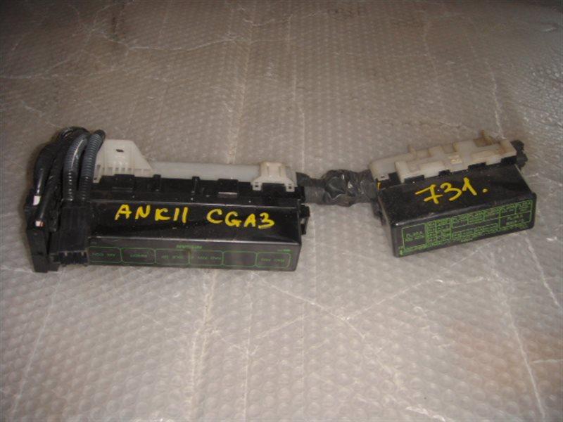 Блок предохранителей Nissan March ANK11 CGA3 ст.255000731