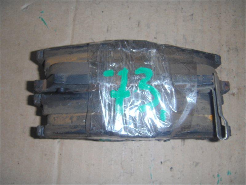 Тормозные колодки Honda Integra DC2 B18C переднее ст.258000073