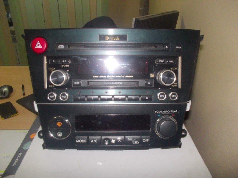 Магнитофон Subaru Legacy BP5 ст.259000074