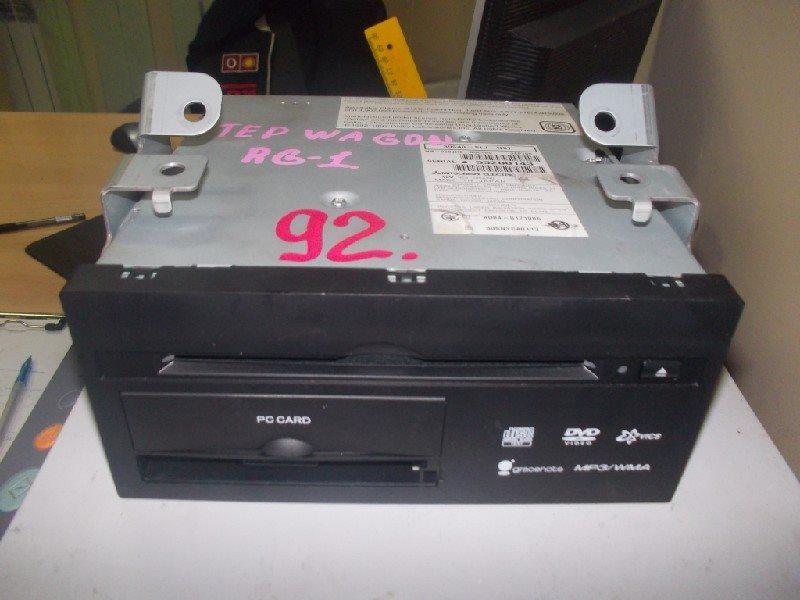 Магнитофон Honda Stepwgn RG1 ст.259000092