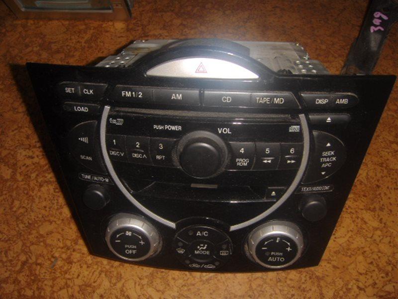 Магнитофон Mazda Rx-8 ст.259000105
