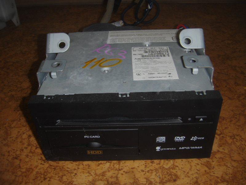 Магнитофон Honda Stepwgn RG ст.259000110