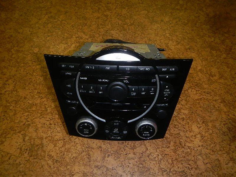 Магнитофон Mazda Rx-8 SE3P ст.259000117