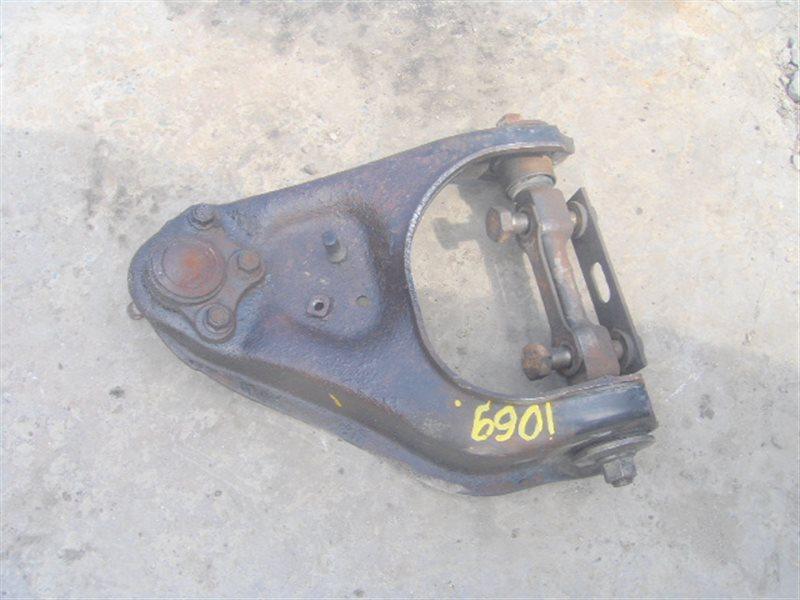 Рычаг Isuzu Bighorn UBS69 4JG2 передний левый верхний ст.265001069