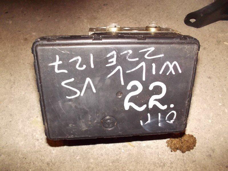 Блок abs Toyota Will Vs ZZE127 ст.271000022