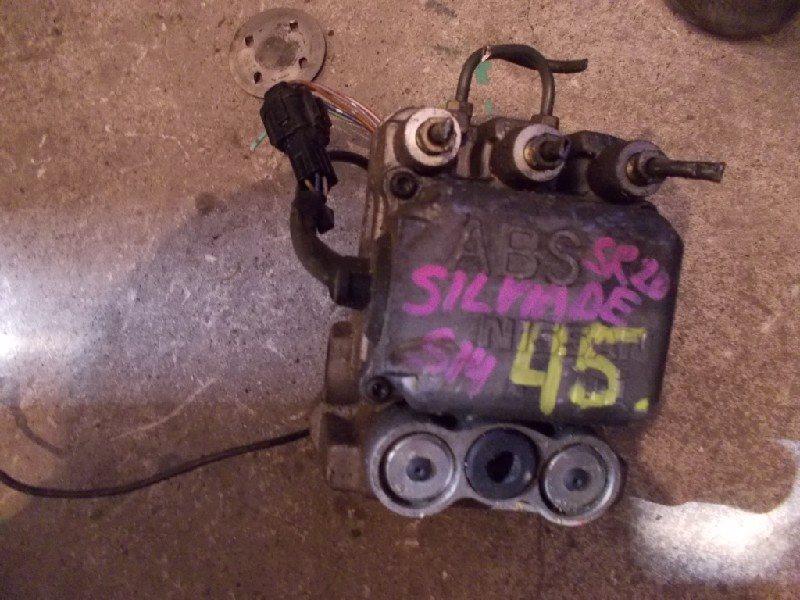 Блок abs Nissan Silvia S14 SR20DE ст.271000045