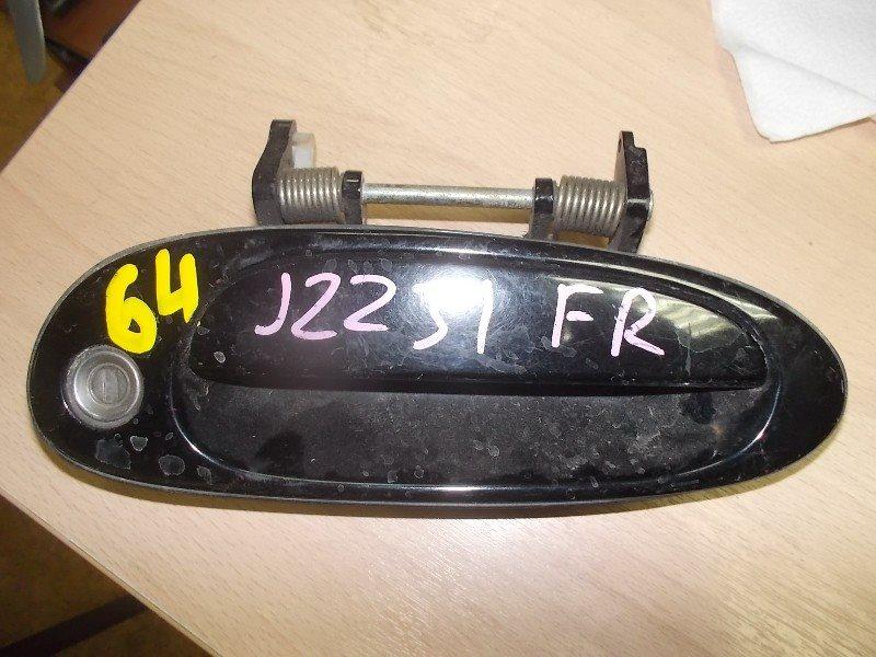 Ручка двери внешняя Toyota Soarer JZZ31 передняя правая ст.273000064