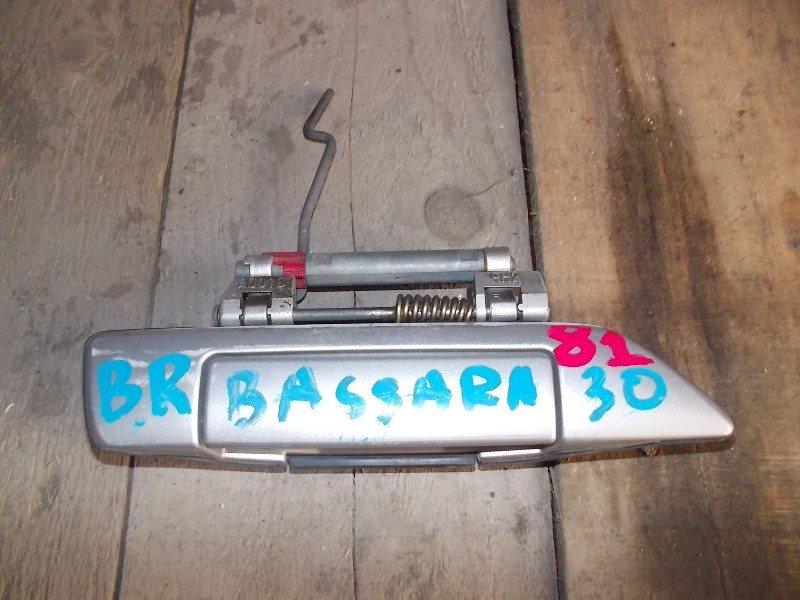 Ручка двери внешняя Nissan Bassara U30 задняя правая ст.273000081